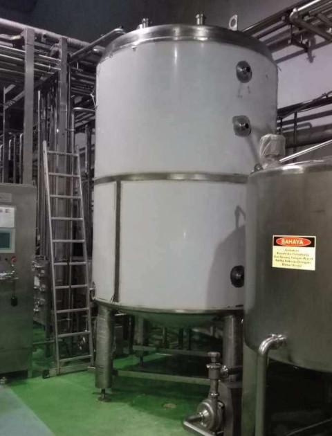 mixer baby oil